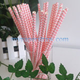 Chevron Colorfully Party Paper Straws