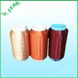 Colored Polyester Yarn 60d/3f 40d/2f