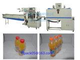 Horizontal Automatic Drink Bottles Shrink Flow Packaging Machine