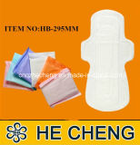 Disposable Ultr Thin Sanitary Napkins with Perfume (HB 295mm)