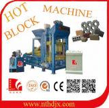 Semi-Automatic Hydraulic Concrete Block Forming Machine (QT3-15)