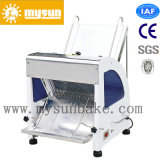 Automatically Stainless Steel Toast Slicer in Bakery Equipment