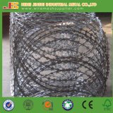 Flat Type Galvanized Concertina Razor Barbed Tape Wire