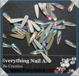 Ktg Super Quality K9 Shaped Rhinestones for Nail Art Tips Decoration DIY