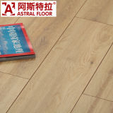 Walnut Color 4 Sides with V Groove Laminated Wooden Floor