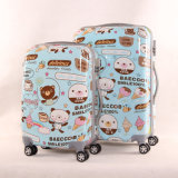 Hot Sale Pattern ABS&PC Luggage for Kids Cute Kids Suitcase