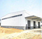 Professional Manufacturer of Steel Structure Prefab Building