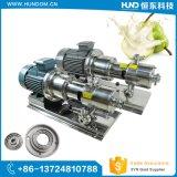 Equipment Mayonnaise, Inline High Shear Mixer, Emulsion Homogenizer Pump