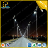30W LED 6m Pole Solar Street Lighting Golden Manufacture