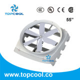 Vhv55 Dairy Cooling Fan Ventilation Fan with Bess Lab Test Report