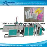 High Speed Plastic T-Shirt Bag Cutting Machine