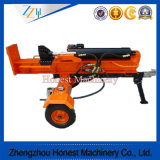 Electric Woodworking Tool Wood Log Cutting Splitter