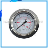 100mm with Flange All Stainless Steel Pressure Meter