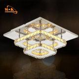 China Wholesale Flower Shape LED Crystal Ceiling Light