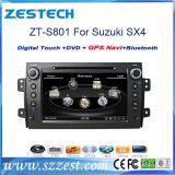 Wince6.0 System Car DVD Player for Suzuki Sx4 with GPS, DVD