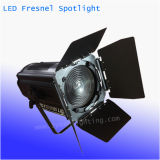LED Fresnel Spotlight Manual Zoom Video Studio Lighting