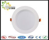 TUV/GS/SAA/Ce/CB Driver 15W 5years Warranty Aluminum Down Light with Ra90