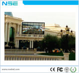 Outdoor LED Curtain, Mesh, Strip, Grid Display Screen, High Transparency LED Curtain