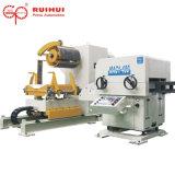 Straightener and Uncoiler Feeder Machine as The Machine Tool (MAC1-400)