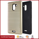 Hybrid Dual Layer Armor Defender Protective Case Cover for Infinix X557