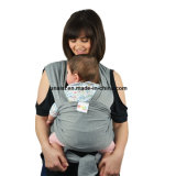 Breathable Soft Natural Cotton Child Sling Wrap Baby Carrier
