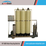 Water Treatment Plant and Sewage Treatment Equipment System for Car Wash