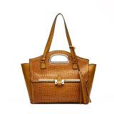 Leather Designer Crocodile Pattern Shoulder Bags (MBNO038012)
