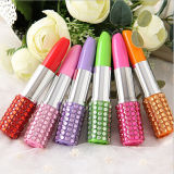 Korea Crystal Lipstick Ball Pen for Promotion Tc-0012