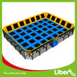 Large Free Jumping Body Exercise Bed Price Trampoline