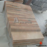Sunset Red Marble Skirting Border/ Stone Moulding (BYX-SM)