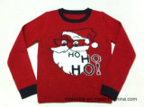 Boys Santa Intarsia - True Knitted Sweater