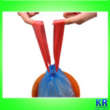 Strong Carry HDPE Garbage Bags with Drawtape