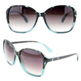 New Fashion Quality Women Sunglasses with Gradient Lenses (14300)