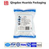 Transparent Flat Plastic PP Food Packaging Bags of Crystal Sugar