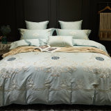 60s Egyptian Cotton Embroidery Bedding Sets