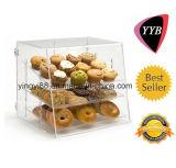 Custom Acrylic Bread Box with Door (YYB-078)