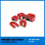 Flngt14 Strong AlNiCo Horseshoe Magnet