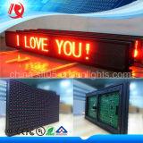 Single Color P10 Module LED Displays