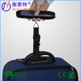 50kg/110lb Digital Postal Luggage Scale with Ruler and Light