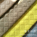 Compound Home Textile Fabric Patchwork Treatment for Sofa