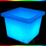 LED Color Changing Flower Pot