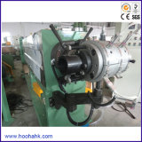 Plastic Material Processed Wire Cable Extrusion Machine / Equipment