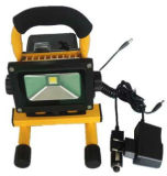 Hot Sell! ! 10W LED Rechargeable & Portable High Power LED Flood Light