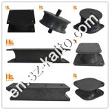 Rubber Buffers Kr0203 for Road Roller Dynapac Sakai Part Number 376783, 391984
