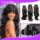Natural Wave Brazilian Virgin Remy Hair Extension (w-074)