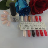 Ibn Fashionable Environmental Gel Polish 123 Colors with MSDS Certificate