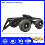 2 Axles Dolly Semi Trailer