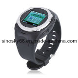 Sport GSM Wrist Watch Mobile Phone with MP3 MP4 Bluetooth