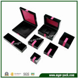 Custom Lacquered Glossy Wooden Jewelry Box