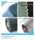 Polyester Pleated Insect Screen Fabric Yarn Screen/Plisse Window Mosquito Insect Screen